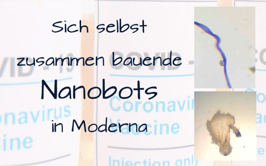 Nanotech Selbstmontage in Moderna