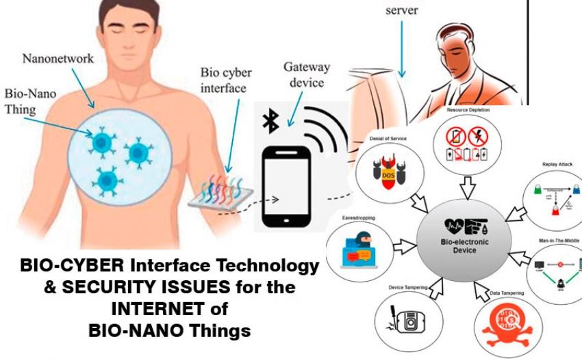 Internet of Bio-Nano Things